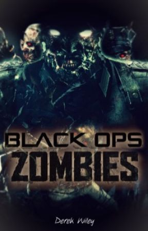 The Black Ops Zombies by The1stSpider