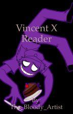 Fnaf Vincent x reader by TheGatewayFromLight