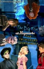~The Big Five at Hogwarts: The Triwizard Tournament~ *Sequel* by MissLightningThief