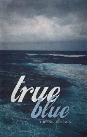 True Blue by TheFallingRain