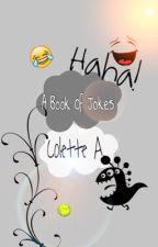A Book Of Jokes by phanaticphans