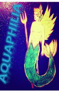 Aquaphilia || Destiel AU cover