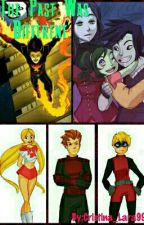 The Past Was Different (Teen Titans) by Anime-Books_For_Days