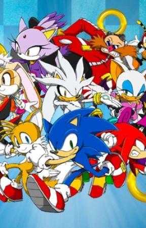 Sonic one - shots ! by LunarAmethyst