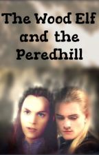 The Wood Elf and The Peredhil by Elfies37