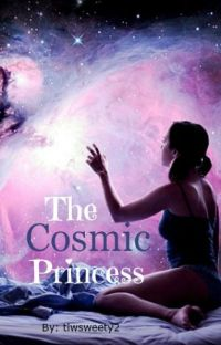 The Cosmic Princess cover