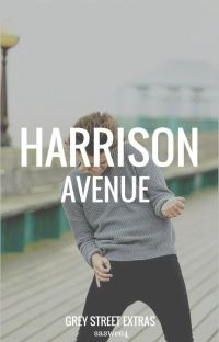 Harrison Avenue // H.S. cover