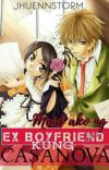 MAID AKO NG EX-BOYFRIEND KONG CASANOVA BOOK 1(Published Under PSICOM) cover