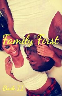 Family First (Book II) Complete cover