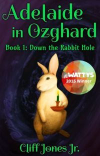 Adelaide in Ozghard, Book 1: Down the Rabbit Hole 🐇 cover