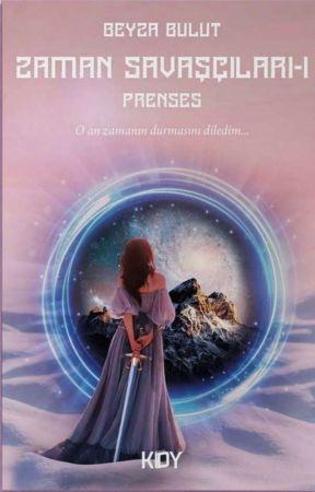 Zaman Savaşçıları 1 - Prenses by avbyzblt