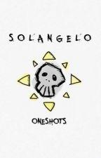 solangelo oneshots  by theatrecats