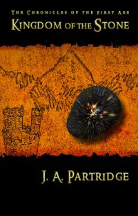 KINGDOM OF THE STONE -- a Wattpad featured novel cover