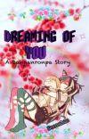 Dreaming of You: A Danganronpa Story (IBUKI X TOGAMI) cover