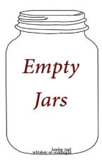 Empty Jars by percant