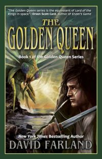 The Golden Queen cover
