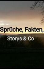 Sprüche, Fakten, Storys&Co. by Emely3612