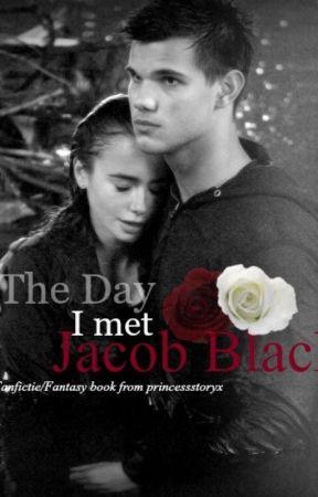 The Day I met Jacob Black. by princessstoryx