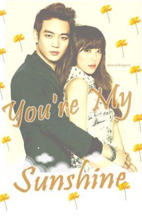 You're My Sunshine (Minho SHINee & Sulli F(x) by erinasya