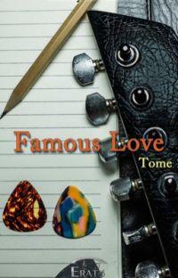 Famous Love ( disponible sur Amazon ) cover
