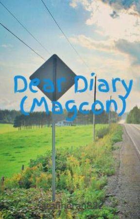 Dear Diary (Magcon) by tincandallas822