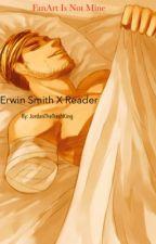 Erwin X Reader oneshots by JordanTheTrashKing
