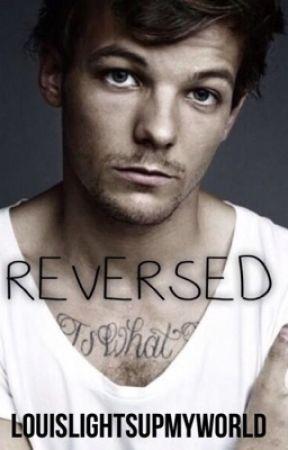 Reversed (Book 3 in the CCHR Series) by LouisLightsUpMyWorld