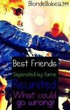Best friends. Separated by fame. Reunited. What could go wrong? by BlondeBabe12399