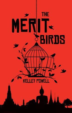 Sneak peek at The Merit Birds! by kelleypowell20