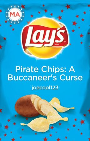 Pirate Chips: A Buccaneer's Curse by DoUsAFlavor