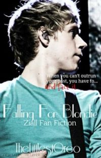 Falling for Blondie - A Ziall Fic cover
