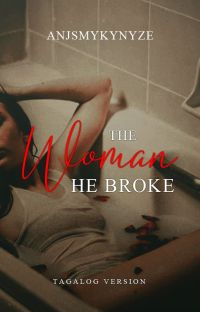 The Woman He Broke (Published under PSICOM) cover