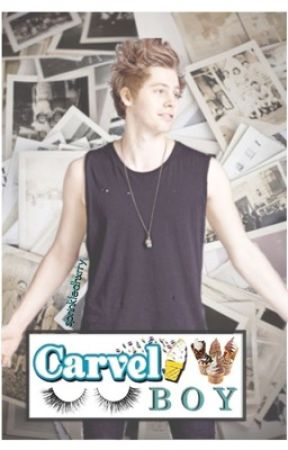 Carvel Boy |l.h.| by sprinkledhxrry