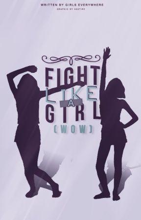 Woman of the Week by fightlikeagrrl
