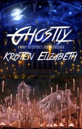 Ghostly by -KristenElizabeth-