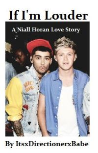 If I'm Louder (Niall Horan Love Story) cover