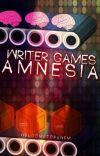 Writer Games: Amnesia cover