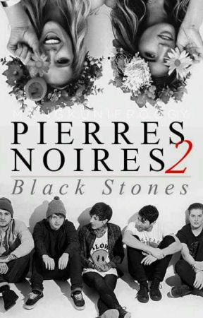 Pierres Noires (Black Stones) 2 √ by mangkunifroggy