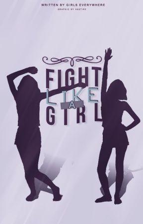 Fight Like a Girl Challenge by fightlikeagrrl