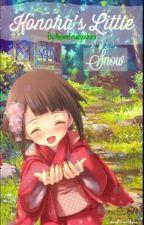 Konoha's Little Snow (Naruto Fanfiction) by Animefreakyoshino