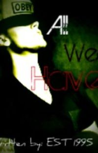 All We Have cover