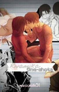 Levi x Mikasa: Oneshots cover
