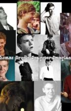 Thomas Brodie-Sangster Imagines. by ImMrsSangsterxxx