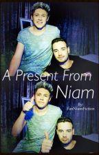 A Present From Niam (Niam BoyxBoy Threesome Smut) by FanNiamFiction