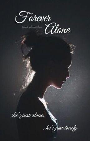 Forever Alone // Carl Grimes (The Walking Dead) by Lau-ren-tia