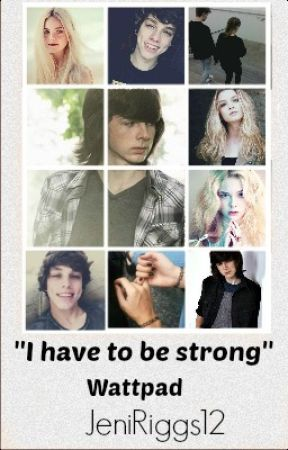''I have to be strong''ChandlerRiggs by JeniRiggs12