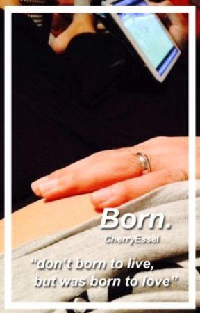 Born (Mpreg/Larry/hb) by CherryEssel