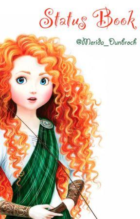 Status Book by Merida_Dunbroch