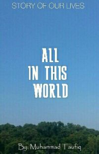 ALL IN THIS WORLD cover
