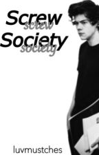 Screw Society   Larry Stylinson by luvmustaches